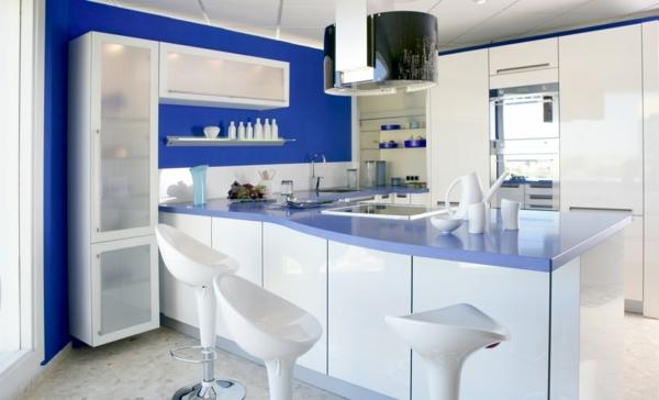 chọn màu sơn bếp đẹp