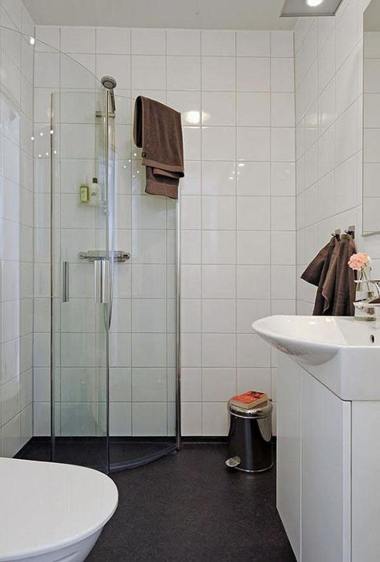 nhà tắm nhỏ đẹp đơn giản