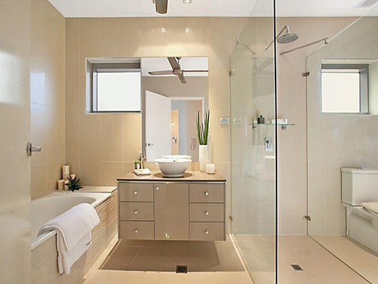 nhà tắm đẹp đơn giản