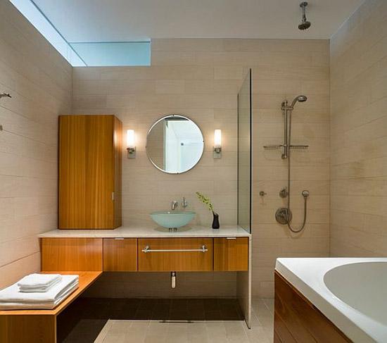 nhà vệ sinh đẹp đơn giản