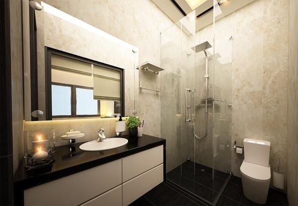 Có nên thiết kế nhà vệ sinh trong phòng ngủ?