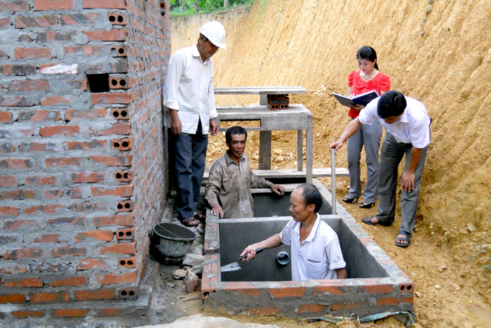 xây nhà vệ sinh hết bao nhiêu tiền