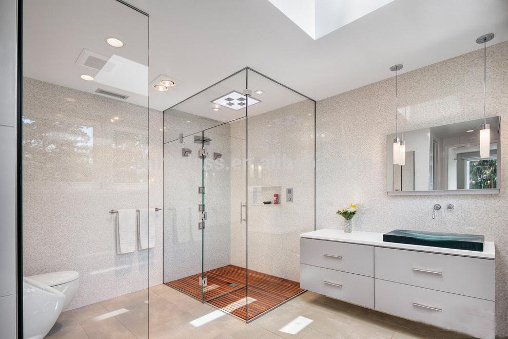 Ưu điểm của cabin phòng tắm kính cường lực
